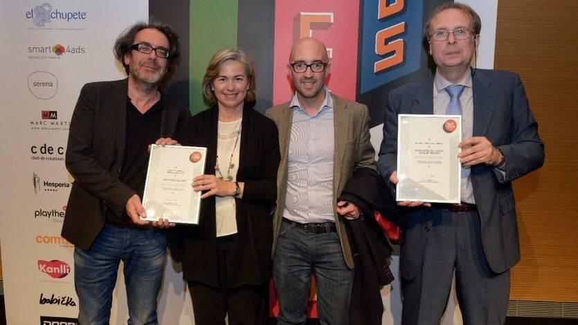 Vichy Catalan triunfa en los Best Awards 2016 con dos premios de plata