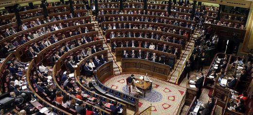 Estos son los privilegios de los diputados y senadores de una legislatura 'exprés'