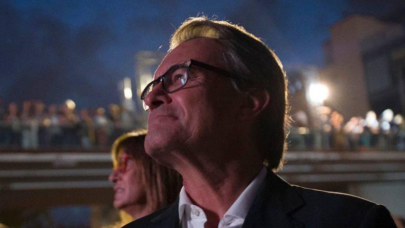 El sorprendente anuncio de Artur Mas que ha descolocado incluso a sus compañeros de partido