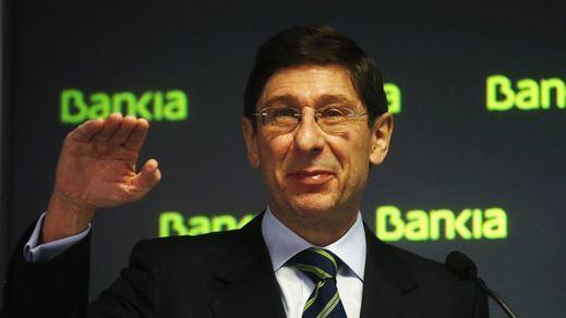 Resultados Bankia: ganó un 2,1% más en el primer trimestre del año