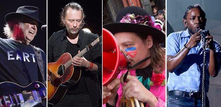 Los 10 festivales más destacados de España