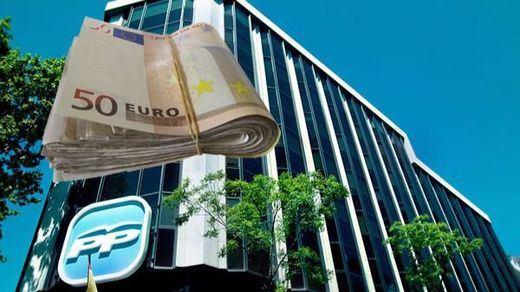 Gürtel: Anticorrupción pide juzgar al PP por beneficiarse de 204.000 euros de contratos a dedo