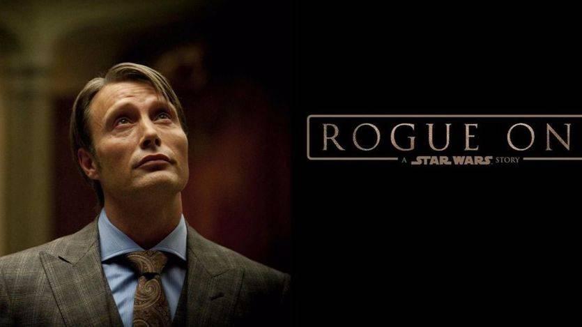 Mads Mikkelsen en Rogue One: A Star Wars Story