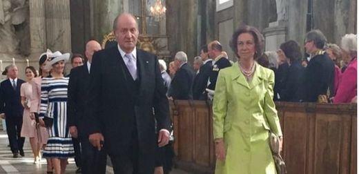 Don Juan Carlos y Doña Sofía, primer viaje oficial juntos en dos años