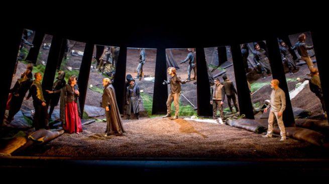 'Hamlet', frente al espejo
