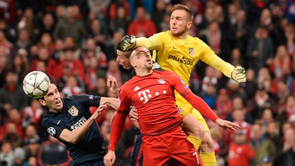 Atleti, finalista de la Champions: 'San' Oblak y sus toreros rojiblancos sortean las embestidas del Bayern (2-1)