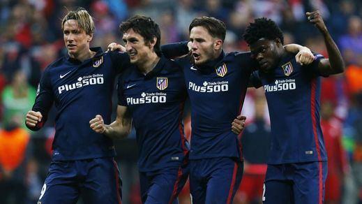 Atleti, finalista de la Champions: 'San' Oblak y sus toreros sortean las embestidas del Bayern (2-1)