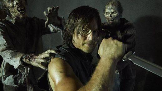 'The Walking Dead': arranca el rodaje de la septima temporada con el reto de ocultar a la víctima de Negan