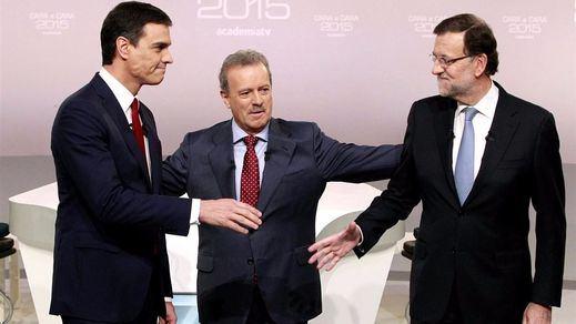 La Federación de Periodistas insta a los políticos a no 'cocinar' los debates electorales
