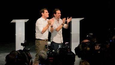 Rivera e Iglesias es la UC3M