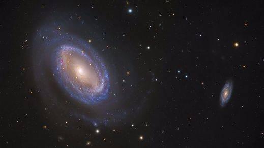 ¿Nos engañan cuando dicen que el espacio es tridimensional?