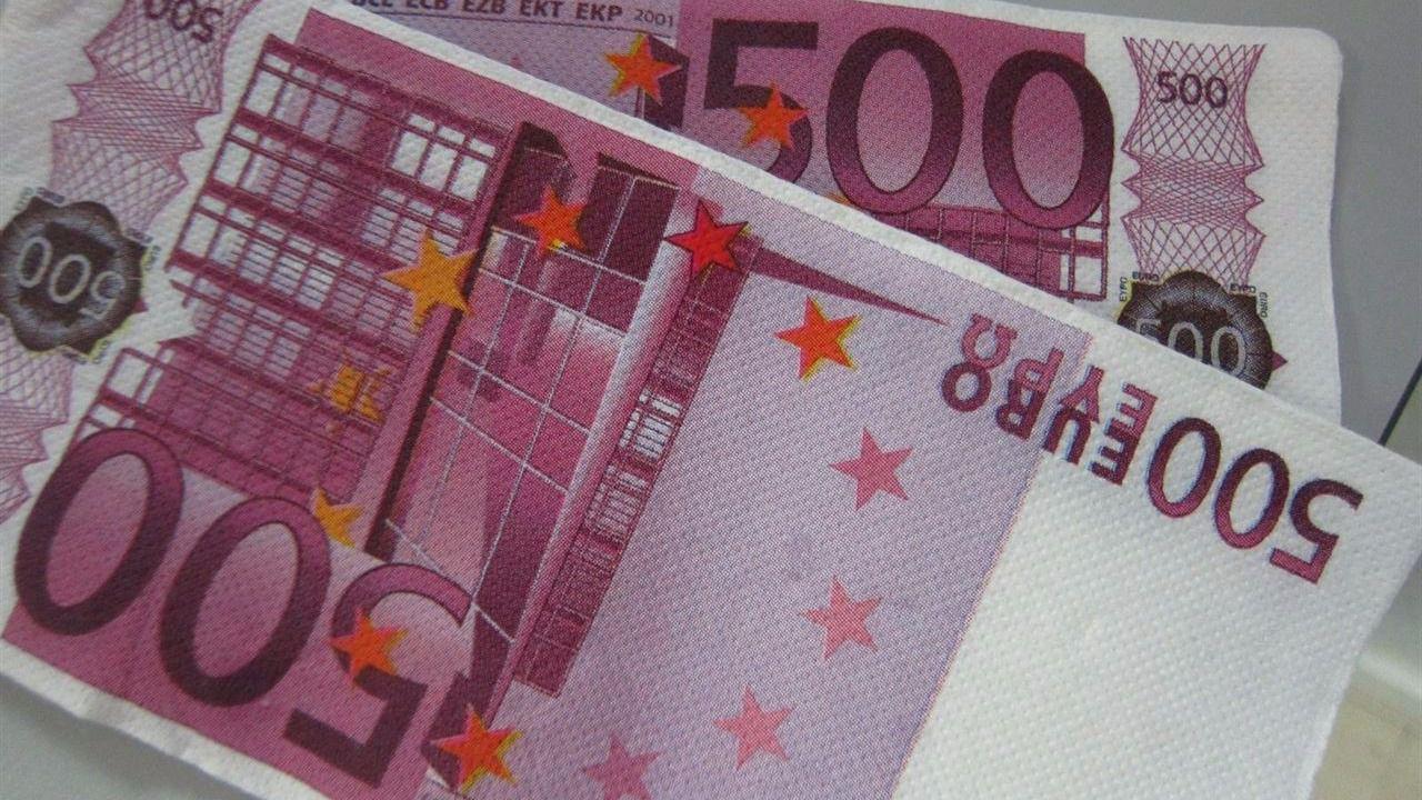El BCE dejará de emitir los polémicos 'billetazos' de la corrupción de 500€