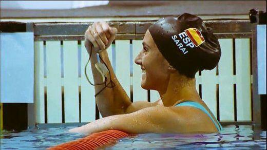 Ejemplares paralímpicos españoles: nuestros deportistas ya suman 24 medallas en los Europeos de natación