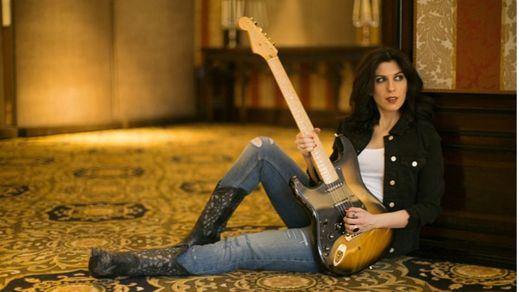 Nuestra internacional 'bluesera' Susan Santos, más intensa y variada en su 'Skin & Bones'