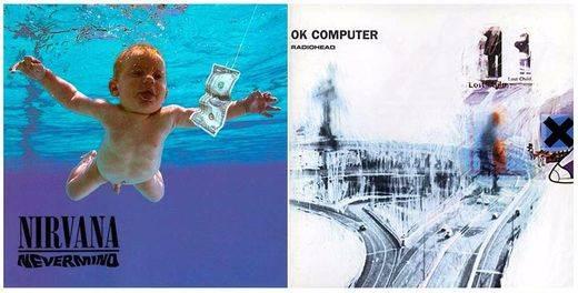 Los 100 mejores discos de los años 90 (del 10 al 1)