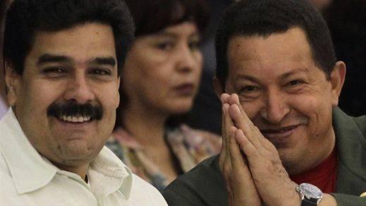 Iglesias reniega ahora de sus antes ídolos Chávez y Maduro: prefiere... ¡a Rajoy!