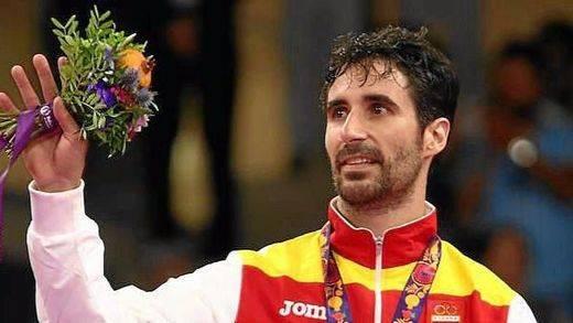 Pablo Abián se une a Carolina Marín para representar a España en los Juegos de Río