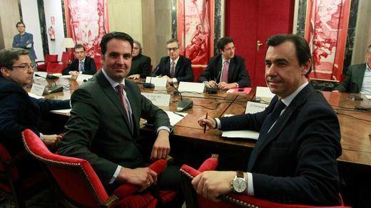 Fracaso de los partidos en la primera reunión para pactar una reducción del gasto electoral