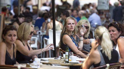 España está de moda: los turistas gastan 12.253 millones de euros, un 7,4% más que en el trimestre anterior