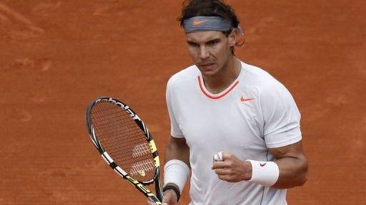 Nadal recupera su pegada y reta a Murray en semifinales tras batir a Sousa (6-0, 4-6, 6-3)