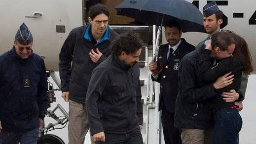 La mediación de Qatar devuelve la libertad a los tres periodistas españoles secuestrados en Siria