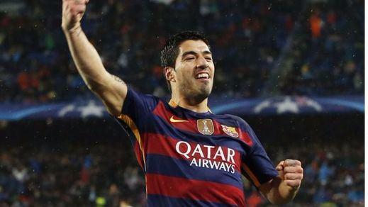 Luis Suárez, 'Canibal'... también de goles: acaricia el Pichichi