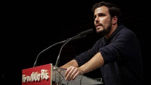 Garzón pedirá a Podemos que las siglas de IU estén presentes en la papeleta de la coalición