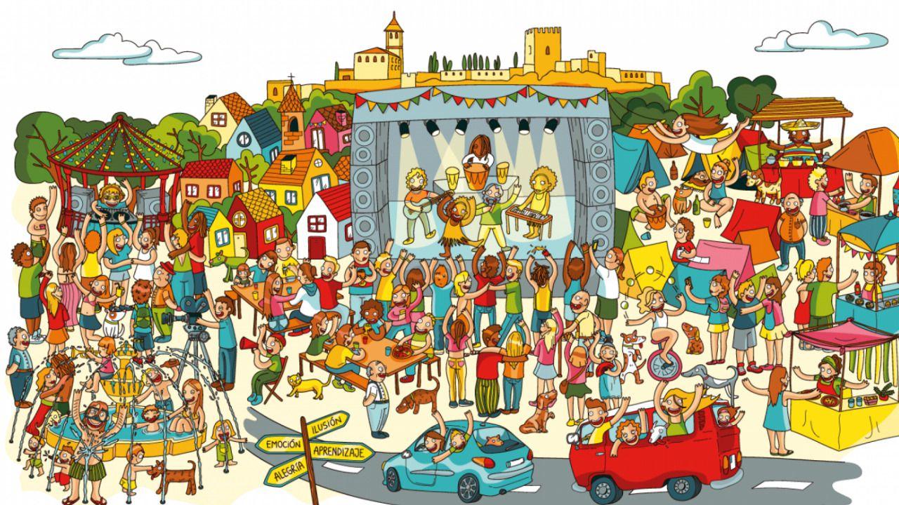 Jaén, capital planetaria en julio de la mejor y más variada música con cinco grandes festivales