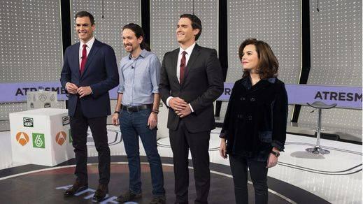 El PP cambia su eslogan de campaña y promete no dejar 'sillas vacías' en los debates