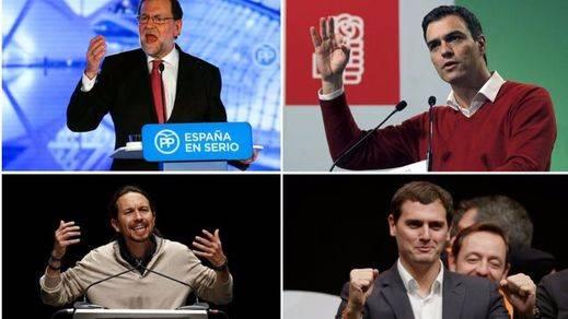 PP, PSOE, Podemos y Ciudadanos: se comprometen con un pacto conjunto por la Educación, ¿llegará al fin?