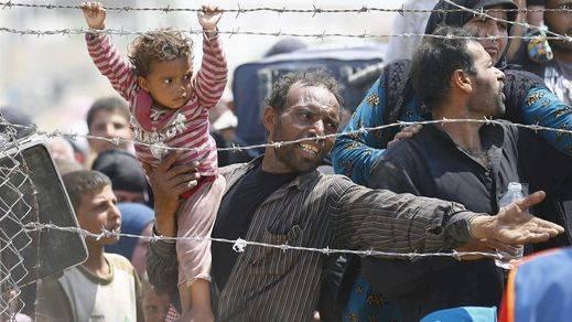 Denuncian la muerte de refugiados sirios a manos de las fuerzas turcas en la frontera