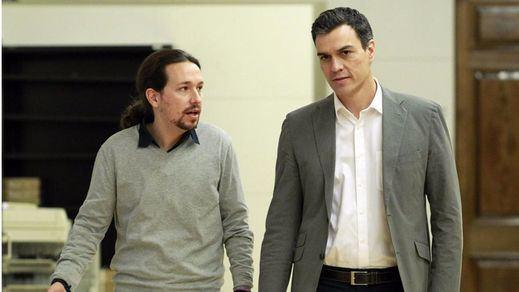 Oferta bomba y más presión: Podemos ofrece al PSOE concurrir juntos en las listas al Senado