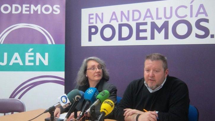 Trinidad Ortega (Podemos Jaén