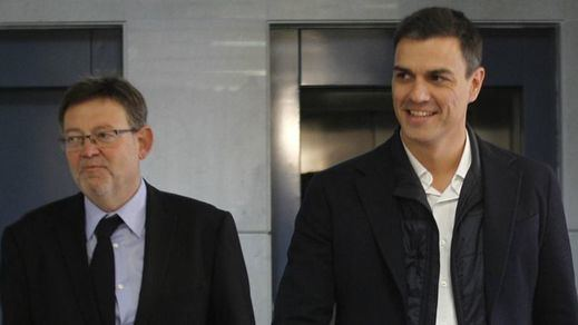 El presidente valenciano desafía a Sánchez e intentará una coalición del PSOE con Podemos para el Senado