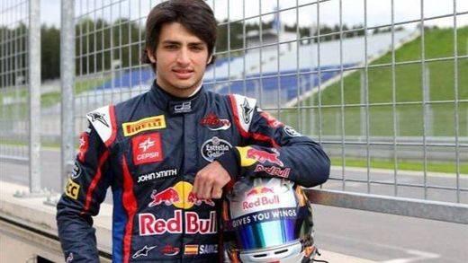 Carlos Sainz, agradecido: espera devolver en Mundiales la inversión en él de Red Bull
