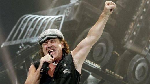 Así intentará Brian Johnson volver a AC/DC