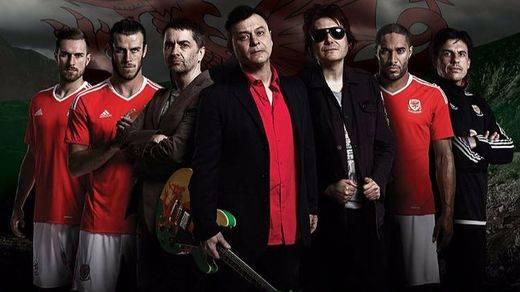 El nuevo himno de Gales para la Eurocopa y otras canciones 'futboleras'