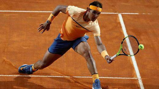 Masters 1.000 de Roma: Nadal remonta con susto a Kyrgios y espera a Djokovic en cuartos