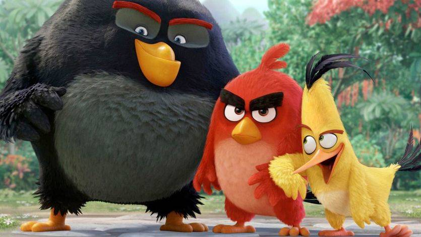 Los 'Angry Birds', las estrellas de 'Espías desde el cielo' y lo último de Monty Python toman la cartelera