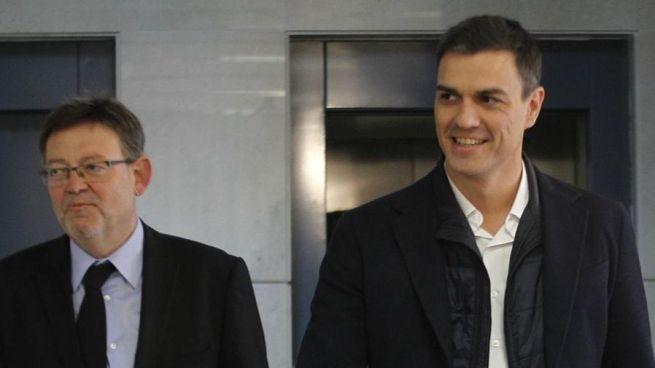 ¿Rebelión?: Puig deja plantado a Sánchez hoy en su cumbre de 'barones' socialistas
