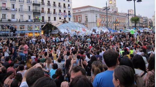 5 años de indignación: la lucha social se hace global en el aniversario del 15-M