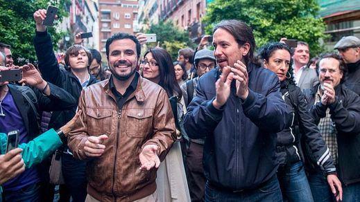 'Unidos Podemos': el nombre de la coalición Podemos-IU lleva al límite su registro
