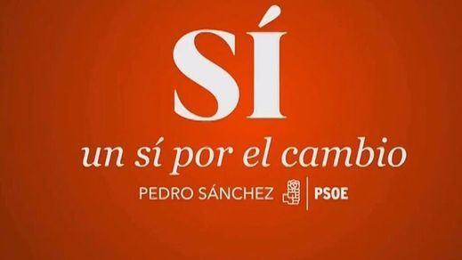 'Un sí por el cambio', lema del PSOE para la nueva campaña electoral