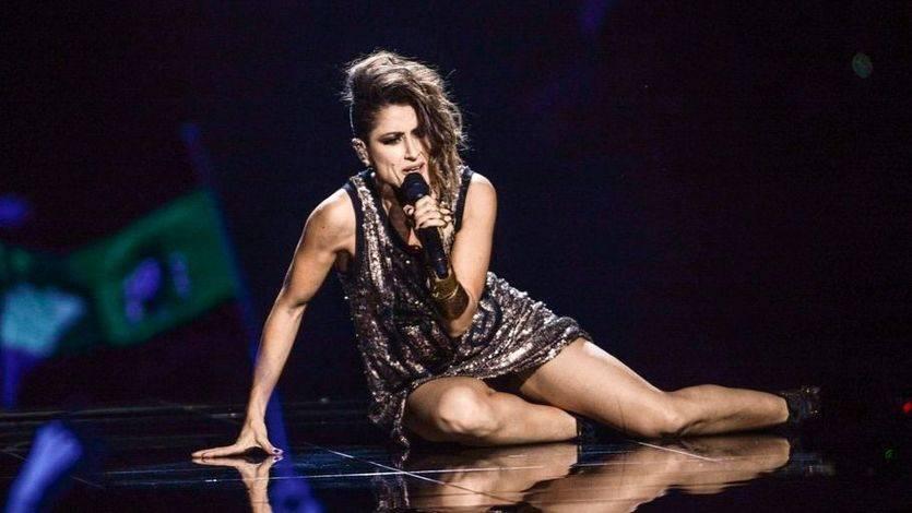 Barei, tras su mal puesto en Eurovisión: 'Duele, pero prefiero ir despacio y lejos que caerme por ir rápido'