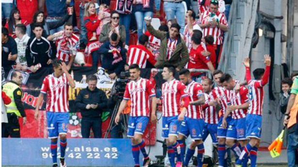 Liga: milagro para un Sporting que se salva, y tragedia para Getafe y Rayo, que descienden