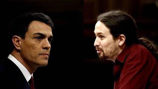 Las extrañas alianzas que se preparan entre PSOE y Podemos