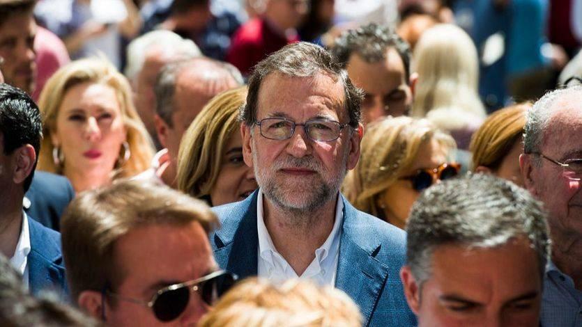 Mariano Rajoy, el rostro impenetrable