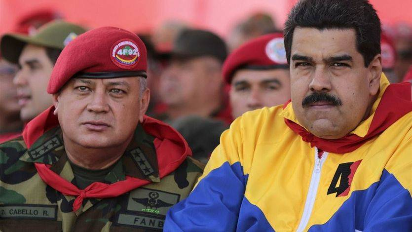Maduro acusa formalmente a España de una campaña 'brutal' para derrocarle
