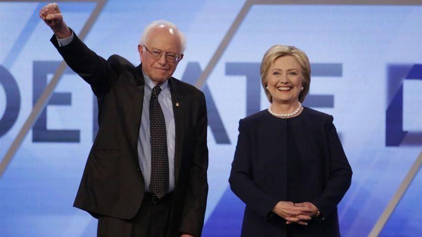Sanders y Clinton se reparten victorias en Oregón y Kentucky; Trump gana de nuevo