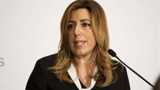 >> Nueva bomba de Susana Díaz en Madrid contra los intereses de Sánchez